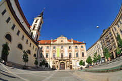 Brno, historic czech town Royalty Free Stock Photography