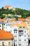 Brno Old Town Royalty Free Stock Photography
