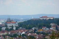 Brno - paisaje Imagen de archivo libre de regalías