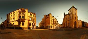 Brno. Panarama of Brno city in a sunny day stock photo
