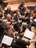 Brno-philharmonisches Orchester führen durch stockbilder