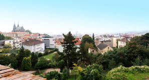 Brno is second largest city in Czech Republic Royalty Free Stock Photo