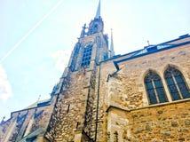Brno. Spilberk in Brno royalty free stock images