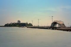 Bro av förälskelse Royaltyfri Foto