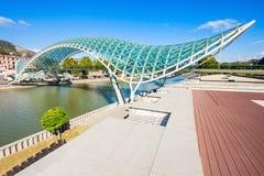 Bro av fred Arkivfoton