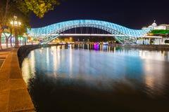 Bro av fred Arkivbilder