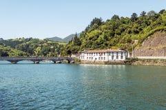 Bro av San Sebastian Royaltyfria Bilder