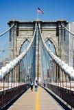 bro brooklyn Fotografering för Bildbyråer