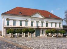 Büro des Präsident der Republik von Ungarn Stockfotos