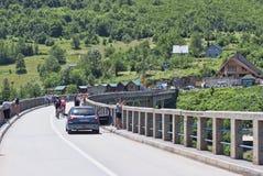 Bro för Djurdjevic ` s Arkivbilder