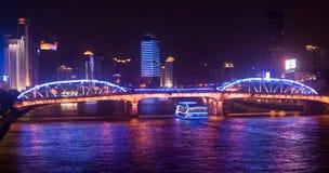 bro guangzhou Arkivbilder
