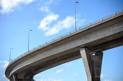 Bro i himlen Fotografering för Bildbyråer