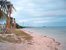bro Key West Arkivbild
