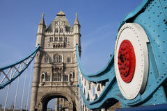 bro london Arkivfoto