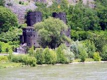 Bro på Remagen Arkivbild