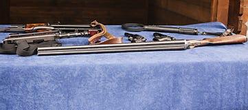 Broń pokaz (1) Zdjęcie Royalty Free