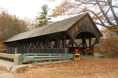 bro räknad fall Arkivfoto