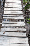 Bro som är klar för reparationer Royaltyfria Foton