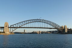 bro sydney Royaltyfri Bild