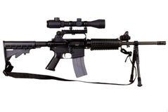 broń wojskowa Zdjęcia Stock