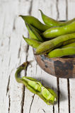 Broad Bean Royalty Free Stock Image