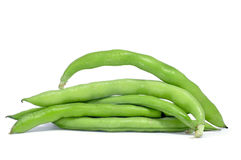 Broad beans Royalty Free Stock Photos