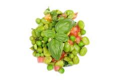 Broad Beans Salad Stock Photos