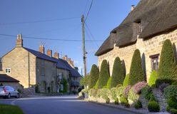 Broad Campden, Cotswolds Royalty Free Stock Image