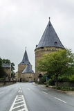 Broad Gate, Goslar, Germany Royalty Free Stock Photo