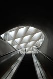 Broad Museum Escalator Stock Photos