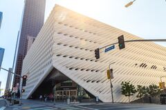 Free Broad Museum In Los Angeles Stock Photo - 178388610