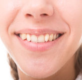 Broad smile Royalty Free Stock Photos