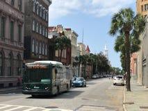 Broad Street, Charleston, South Carolina Stock Photography