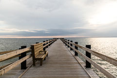 Broad view of the Baltic Sea Stock Photos