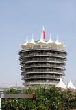 Broad view of VIP tower in BIC Royalty Free Stock Photo