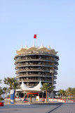 The broad view of VIP tower, BIC Bahrain Stock Photography