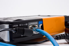 Broadband Modem Stock Photos