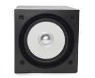 Broadband speaker Stock Image