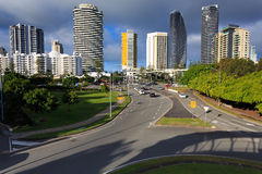 Broadbeach Stock Photo