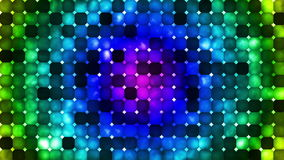 Broadcast Abstract Hi-Tech Smoke Bead Patterns 04 stock video footage