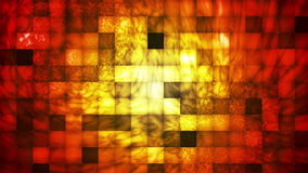 Broadcast Abstract Hi-Tech Smoke Tile Patterns 08 stock video