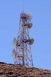 Broadcast antenna Royalty Free Stock Image
