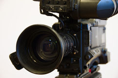 Broadcast camera Stock Photography