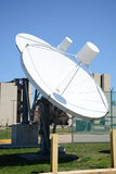 Broadcast dish Royalty Free Stock Photo