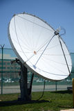 Broadcast dish Royalty Free Stock Images