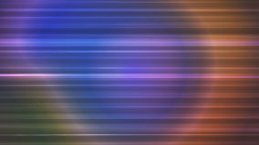 Broadcast Horizontal Hi-Tech Lines 12 stock footage