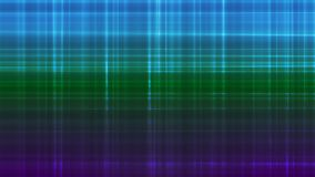 Broadcast Intersecting Hi-Tech Lines, Multi Color, Abstract, Loopable, 4K stock illustration