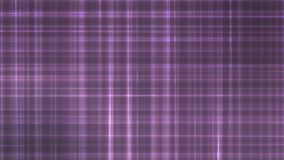 Broadcast Intersecting Hi-Tech Lines, Purple, Abstract, Loopable, 4K stock illustration