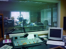 Broadcast station Stock Photos