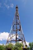 Broadcast telecommunication tower Stock Photography
